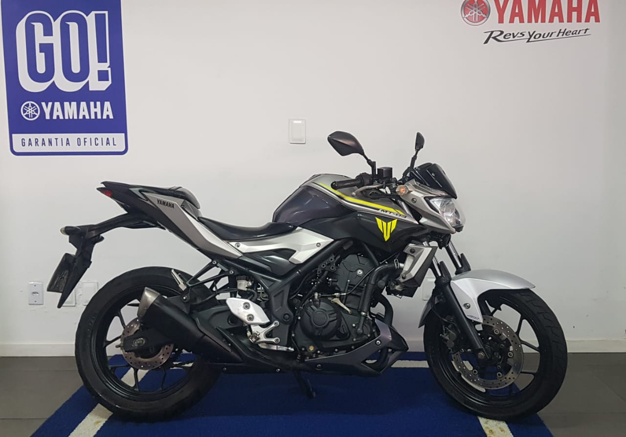MT-03 ABS 17/18